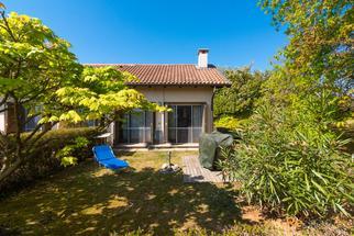Appartamento a Schiera con giardino Privato Panoramico in Vendita